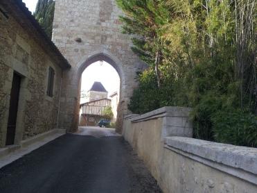 Bazian village